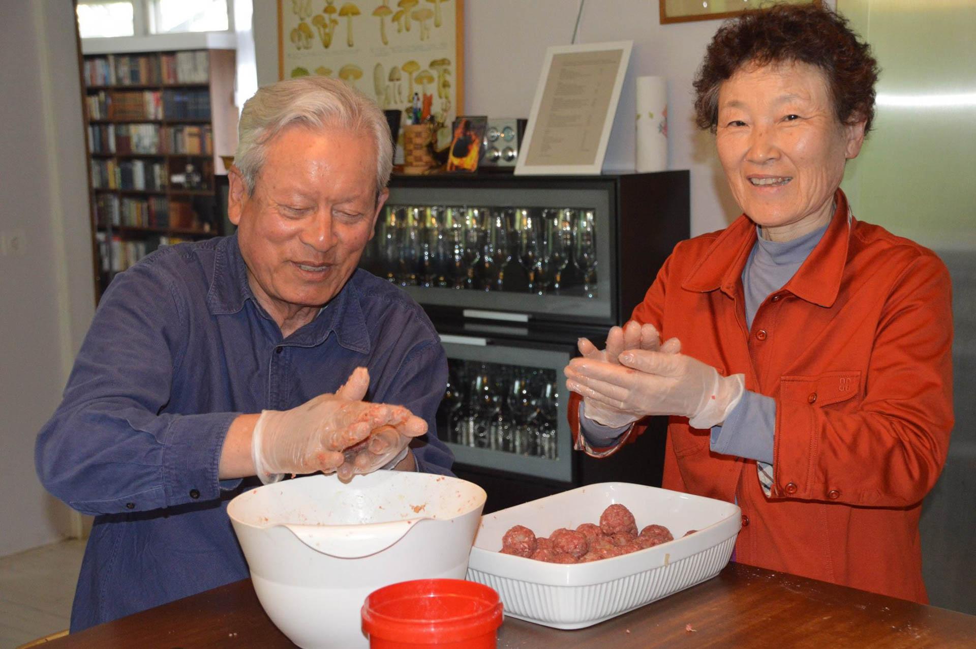 Aitoja paikallielämyksiä voi kokea myös keittiössä