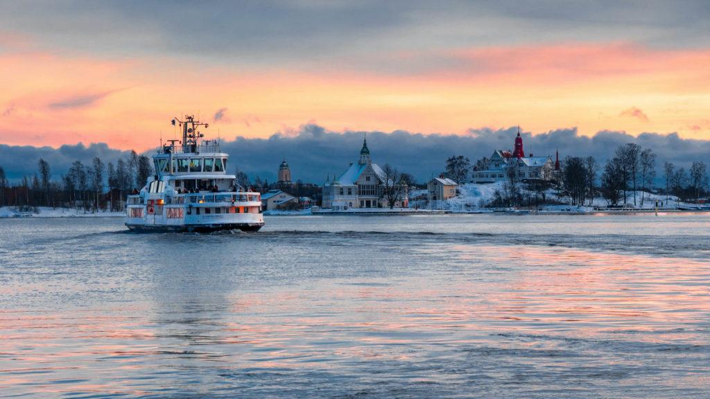Suomenlinnan lautta