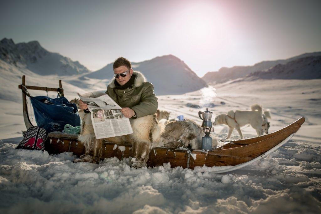 Kulttuurisensitiivinen matkailu arktisella alueella