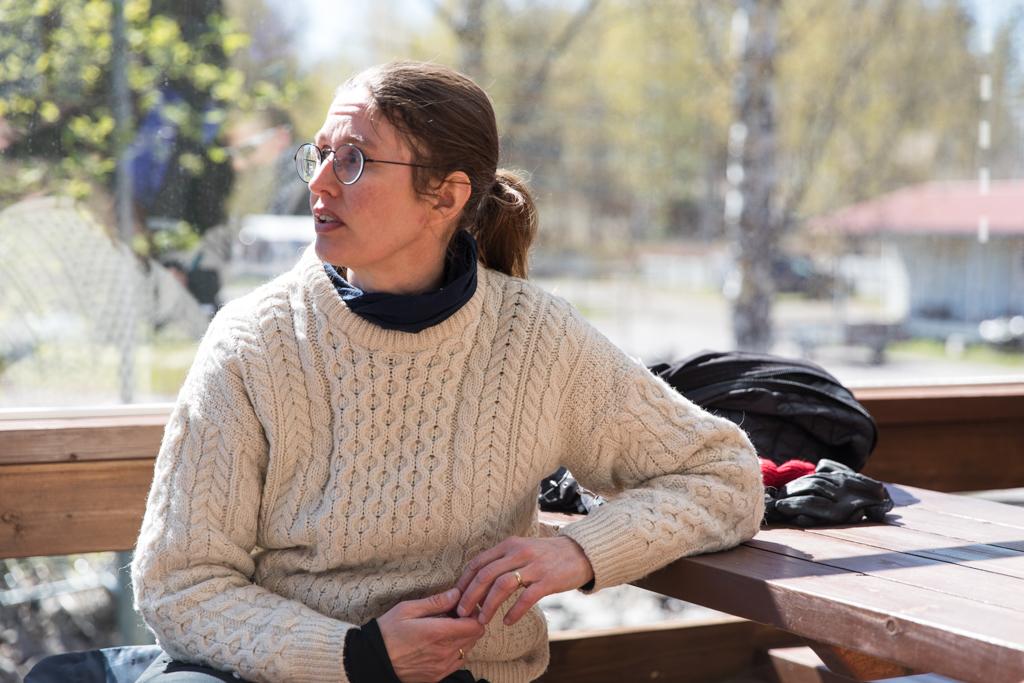 Marie Louise Fant on SaimaaHoliday Oravin toimitusjohtaja